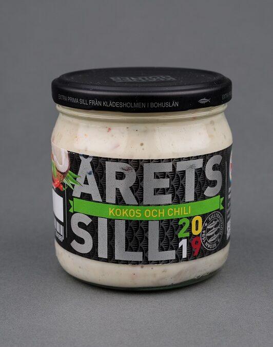 Årets Sill 2019 med smak av Kokos och Chili