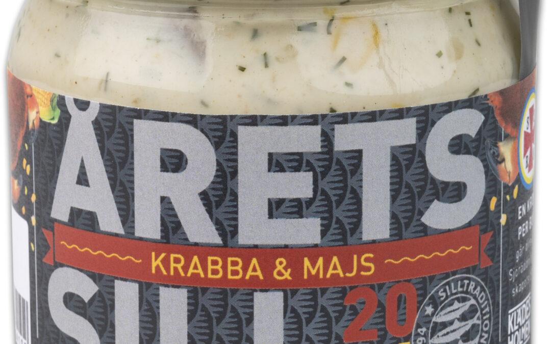 Krabba och Majs sätter smak på Årets Sill 2021